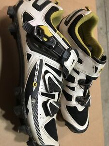mavic mountain bike shoes