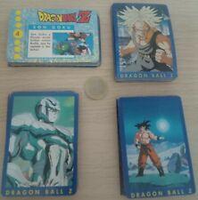 Lote 77 cromos Dragon Ball Z Collection serie 1 azules tarjetas cartas