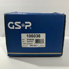 GSP Complete Hub Assembly 106036