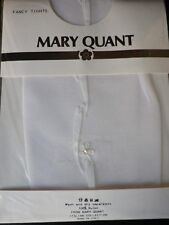 MARY QUANT PEARL DROPS TIGHTS