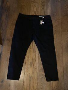 Bnwt Damen M & S Marks & Spencer die Magic Jean glatt Größe 24 Regular