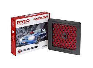 Ryco 02 Rush Performance Air Filter A1527RP fits Subaru Tribeca 3.0, 3.6