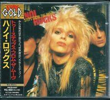 Hanoi Rocks Two Steps From The Move Japan CD w/obi PHCR-6017