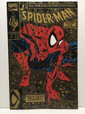 Spiderman #1 Gold 1990 Todd Mcfarlane