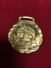 Advertising Watch Fob Antique Buescher Epoch True-Tone