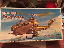 Vintage Fujimi Bell Ah-1S Tow Cobra-1/48 Model #5A-44