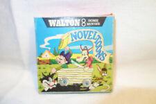 8mm Kinderfilm 1960er Jahre Noveltoons Buzzy die Krähe Walton  Films s/w