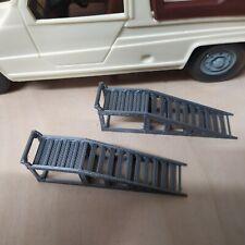 Auffahrrampe Rampe 1:18 Modellauto Modellbau Diorama Werkstatt