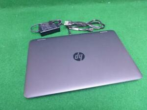 "HP Probook 650 G2 LAPTOP 15.6"" i5-6300U@2.40GHz 8GB RAM 128GB SSD TESTED #2541"