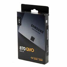 Samsung 4TB 870 QVO 2.5 in SSD SATA III Internal Solid State Drive MZ-77Q4T0