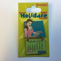 DLR - 2007 Holidaze Calendar Collection - February - Belle Disney Pin 52125