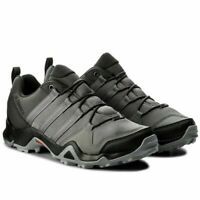 Adidas Men's Size 9.5 Terrex AX2R Outdoor Trailing Grey Black Shoes New