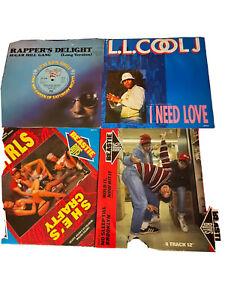 Rap Vinyl Classics Inc Rappers Delight & Beastie Boys