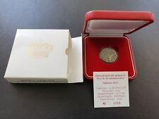 2013 20 JAHRE UNO MITGLIED - Monaco 2 Euro PP OVP Nachlassware Auflage 10T Ex.