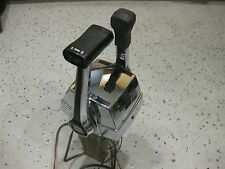 Yamaha Dual Control Box Top Mount with Trim Used