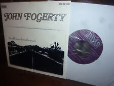 """John Fogerty, (CCR) the Old Man Down the road, bellaphone 1985 single, 7"""""""