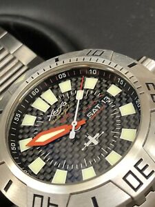 Xerfa BSB diver Limited Only To 450 Pieces. Swiss Made Automatic Movement!!!