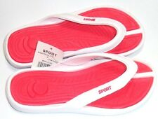 New Women's flip flops multi colors sandals thong, flat comfort casual slipper.