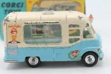 CORGI TOYS * SMITH`S KARRIER VAN * MISTER SOFTEE ICE CREAM VAN * 1:43