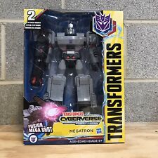 Transformers Cyberverse Megatron Action Figure Toy NEW