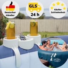 Bestway Lay-Z-Spa Whirlpool Getränkehalter Tablett Ablage Pool Zubehör 58416