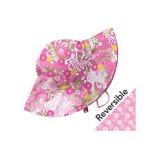 2015 I Play Mix N' Match Reversible Brim Hat Newborn Light Pink Mum Garden