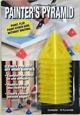 10 Pack Painters Pyramid Stands Painters Decorators Aid *FREE POSTAGE*