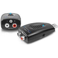 Technical Pro USB2RCA Digital / Analog Audio Converter