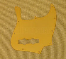 PG-0755-060 Gold Anodized Standard 10-Hole Pickguard For Fender J Jazz Bass®