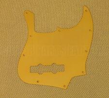 PG-0755-060 Gold Anodized Standard 10-Hole Pickguard For Fender J Jazz Bass®