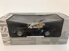 1965 Ford Mustang Convertible 1:24 Model Car Target Corp 2000