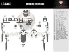 Fits Ford Excursion 2000-2005 Large Wood Dash Trim Kit