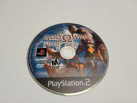 God of War (PlayStation 2, 2005) PS2 TESTED
