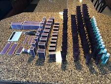 RITZ CARLTON ASPREY TOILETRIES SOAP CONDITIONER SHAMPOO LOT OF 120 ITEMS