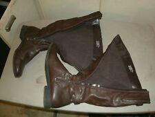 Hush Puppies Brown Tall Boots Women's Size 11