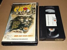 The Night of a Thousand Cats vhs video PREMIERE ENTERTAINMENT INTERNATIONAL LTD.