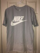 Nike Swoosh Ombré T-Shirt Men's Size Large Athletic Wear
