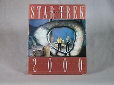 Star Trek 2000 Stardate Desk Calendar Pocket Books