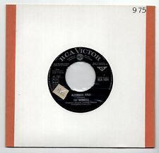 (T584) The Monkees, Alternate Title - 1967 - 7 inch vinyl