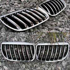NIEREN GRILL CHROM  SCHWARZ passend für BMW X5  E53  ab Facelift 2004-2006   NEU