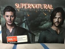 Supernatural Seasons 1-9 DVD Boxset