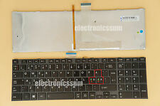 For Toshiba Qosmio X870 X875 X870-110 X870-119 X870-11G Nordic Keyboard Backlit