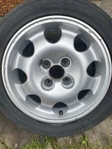 Peugeot 205 Gti Speedline Alloy Wheels X 4