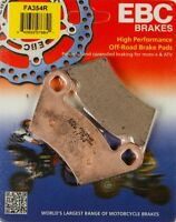 FA111X EBC Brake Pads Rear Honda Odyssey FL350R FL400R Pilot