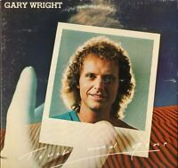 GARY WRIGHT touch and gone BSK 3137 usa warner 1977 LP PS EX/EX deletion cut