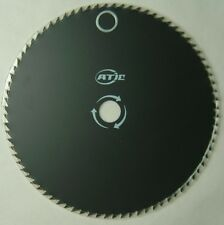 """10"""" BRUSH CUTTER TRIMMER BLADE 80 TOOTH 1"""" or 20mm arbor washer new"""