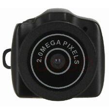 720P 30fps Mini Digital Camera Video Camcorder World's Smallest HD DVR SPY Y2000