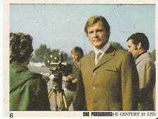 THE PERSUADERS MONTY GUM SINGLE BUBBLE GUM CARD ODDS ROGER MOORE TONY CURTIS