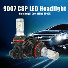 PHILIPS 192W LED Headlight Kit 9007 HB5 19200LM Hi/Low Beams White 6500K Bulbs