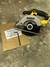 "DEWALT DCS393 20 VOLT MAX 6-1/2"" CORDLESS CIRCULAR SAW WITH BLADE, New from Kit."